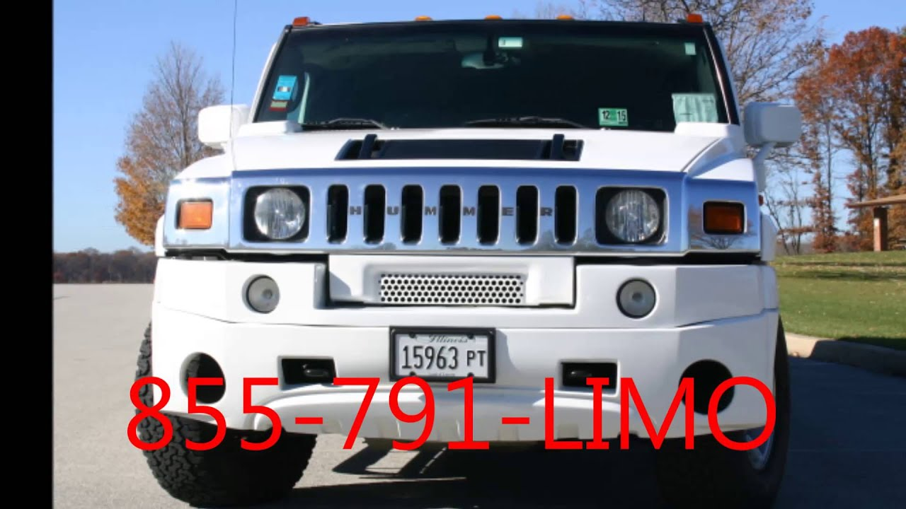 Limo Service Chicago Hummer Limo Rental the CRUISER Way To