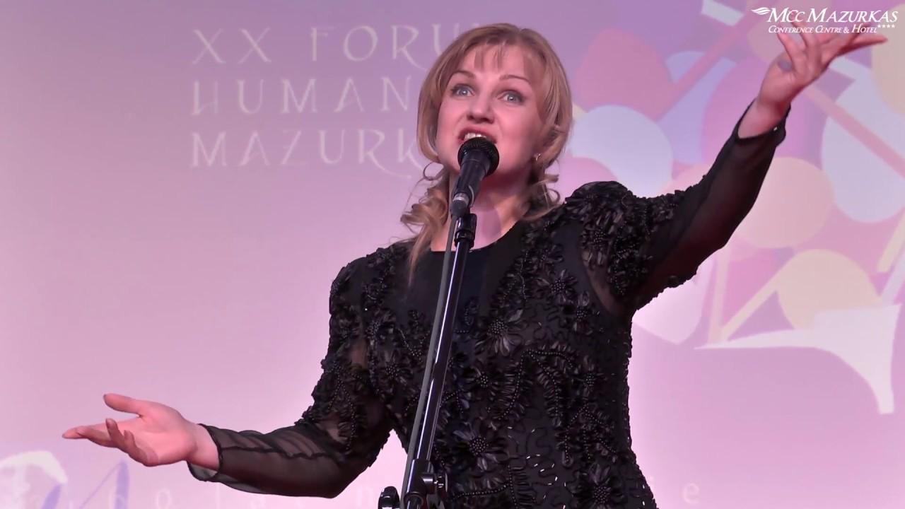 XX FHMazurkas - benefis  A.Płonczyńskiego- Natalia Kovalenko-