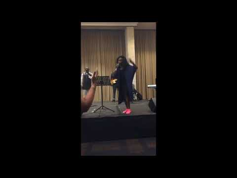 Olive Tree Tour ISREAL 2018- Victoria Orenze (With MY Mouth)
