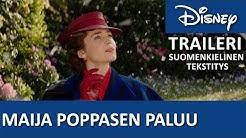 Suomeksi tekstitetty traileri   Maija Poppasen paluu - Disney Suomi