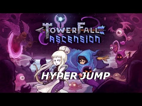 Towerfall Ascension - How to perform a HyperJump (Speed Of Light Achievement)