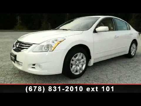 2012 Nissan Altima   Team Nissan Of Lithia Springs   Lithia
