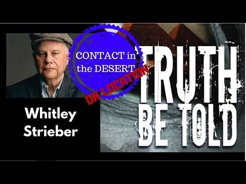 Whitley Strieber Recounts His Abduction Experiences And Discovers