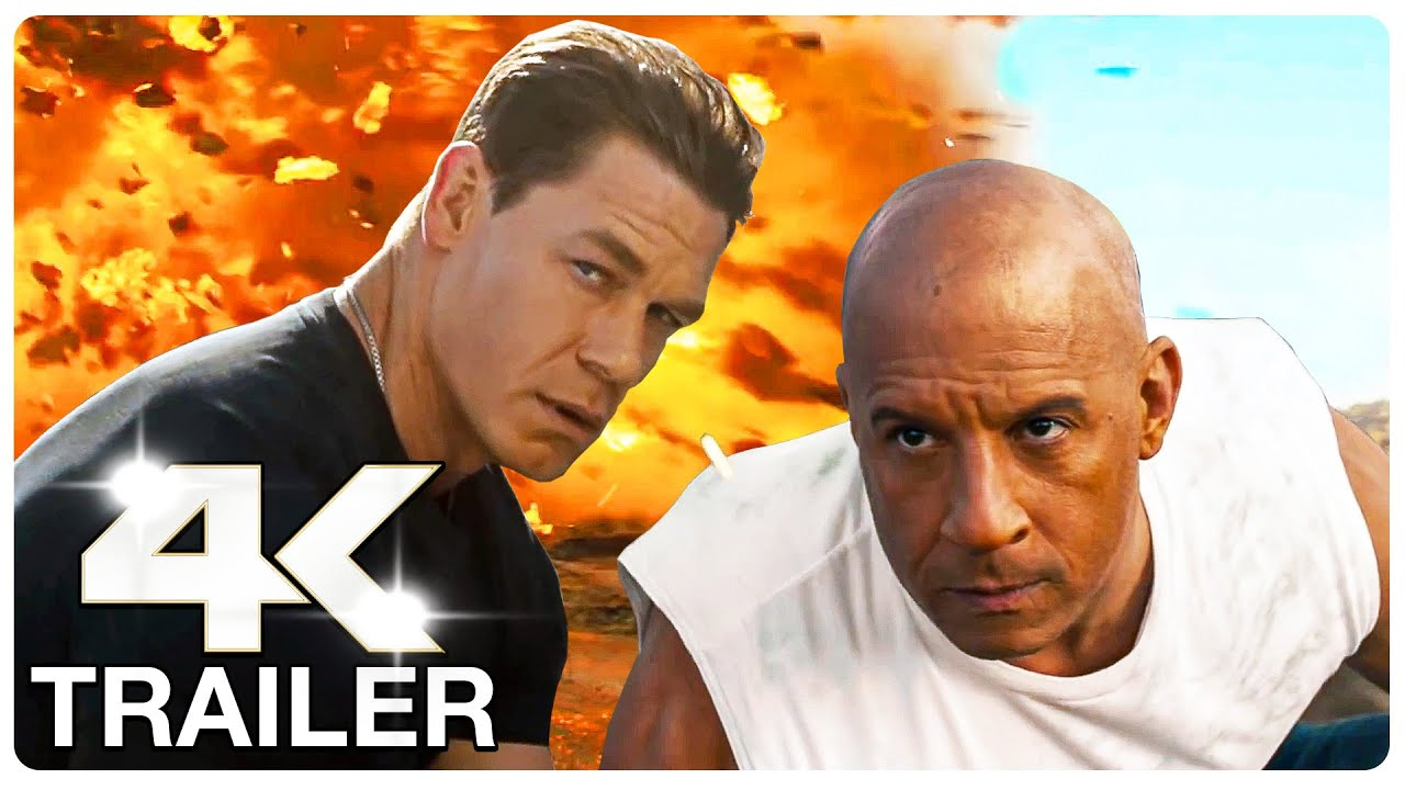 FAST AND FURIOUS 9 : 8 Minute Extended Trailer (4K ULTRA HD) NEW 2021
