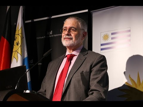 Benjamin Liberoff (Vice Minister of Tourism in Uruguay)