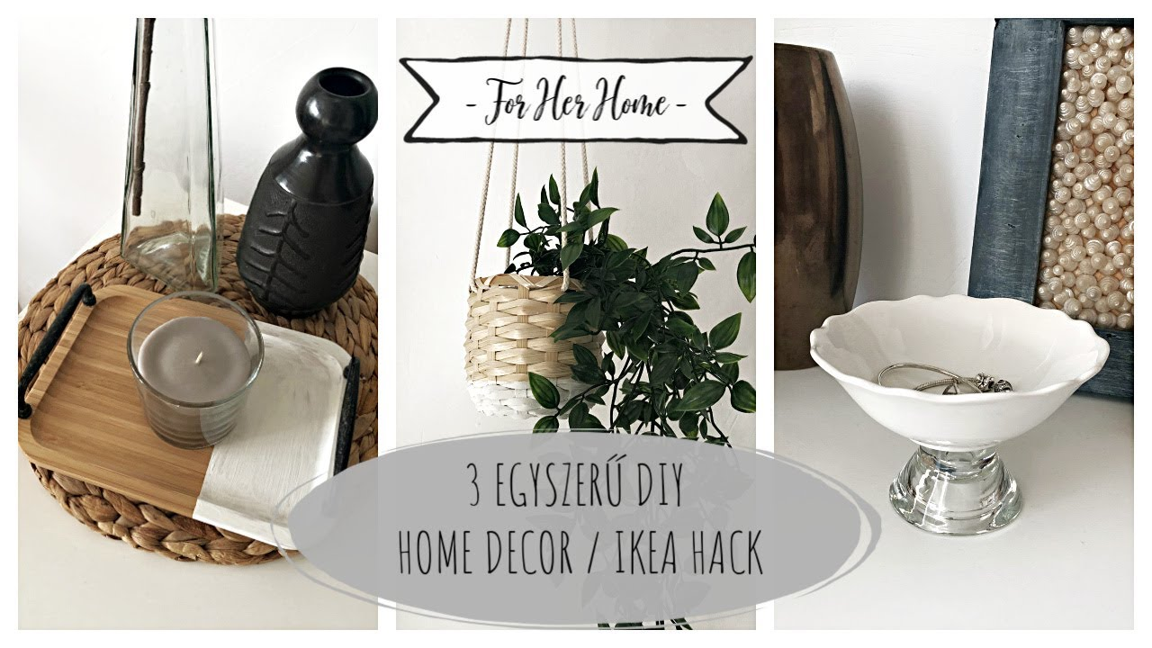 Ikea Stampe Da Muro 3 egyszerŰ diy home decor/ikea hack - for her home by for