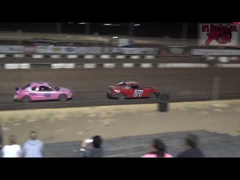 Salina Speedway 9-15-17 Sport Compact A Feature