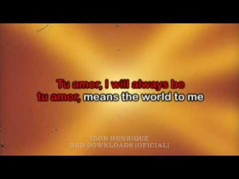 Tu Amor (Karaoke Original) - RBD