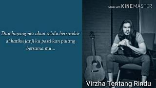 Gambar cover Terbaru !! Lagu Virzha Tentang Rindu (Lirik)