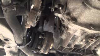 Porsche 996 Carrera engine removal - DIY
