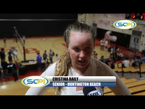 Southern Section Highlights: Huntington Beach Vs. Edison