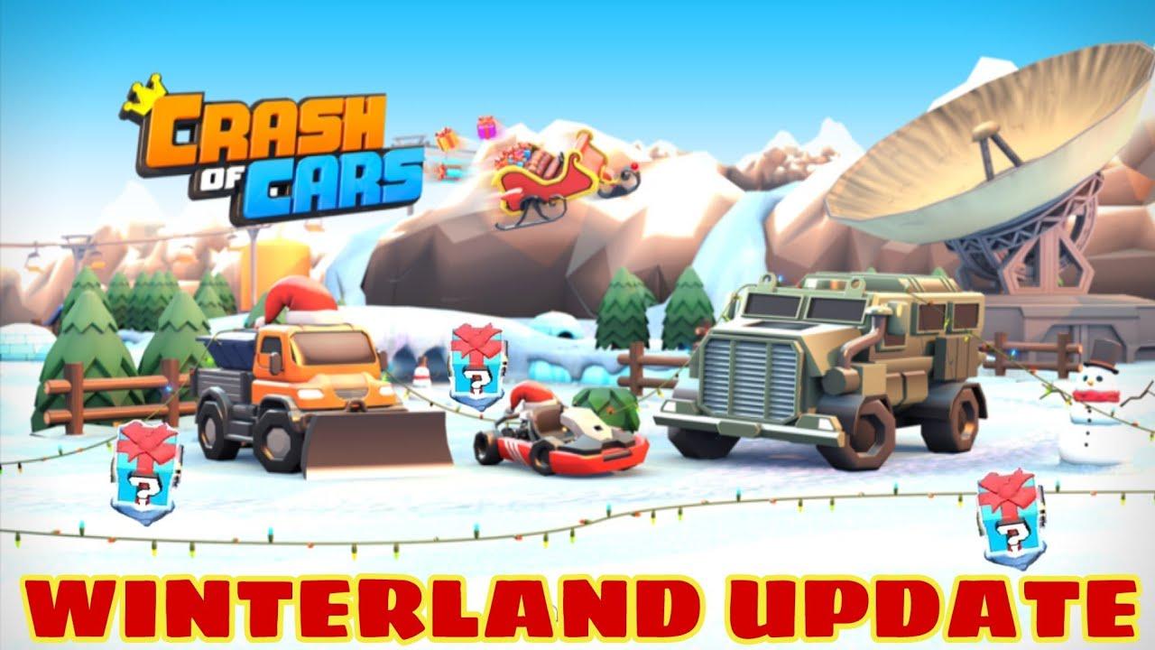 Winterland Update And Christmas EVENT🎄New Winterland Map