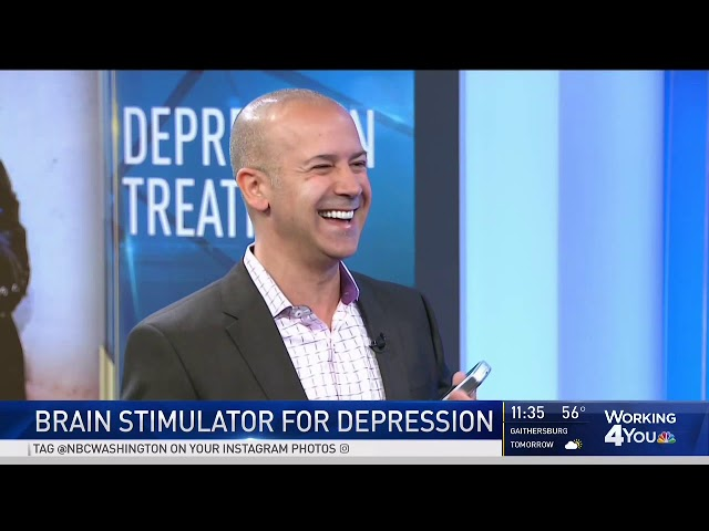 NBC4 - Little Known Medical Device Aims to Help Anxiety, Depression