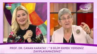 Canan Karatay'dan ezber bozan beslenme önerileri
