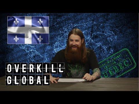 Quebec Tech Death   Overkill Global Metal Reviews