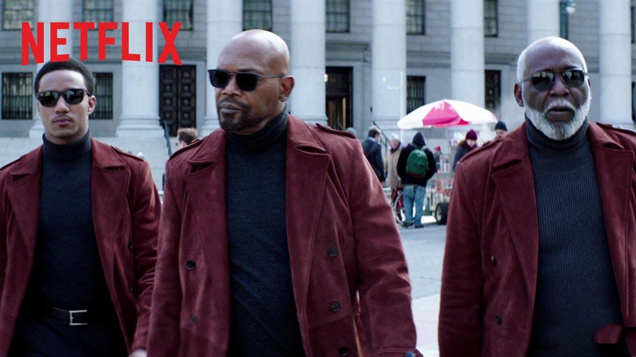 Shaft | Officiële trailer | Netflix