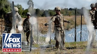 White House gives troops at US border more authority