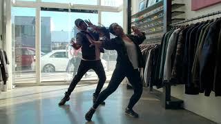 Cutting Ties - @6LACK DANCE VIDEO    Durell Eason ft. Reejuta Choreography