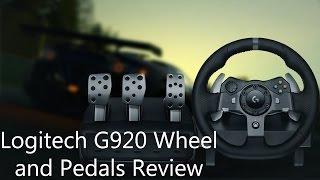 Logitech G920 Review