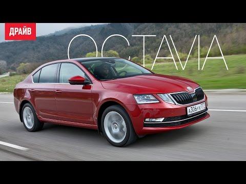 Обновлённая Skoda Octavia — комментарий к тесту