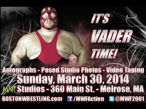 Vader Shoot Interview Wrestling DVD Movie HD free download 720p