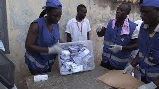 Election présidentielle au Ghana : le dépouillement a commencé