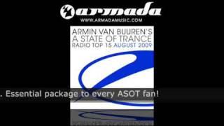 Armin van Buuren A State of Trance Radio Top 15 - August 2009