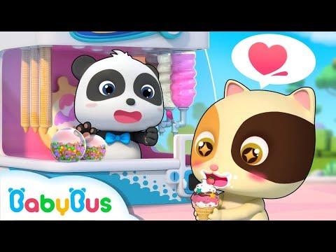 Descargar video de ¿Qué Tipo de Helado Quieres? | Canciones Infantiles | BabyBus Español