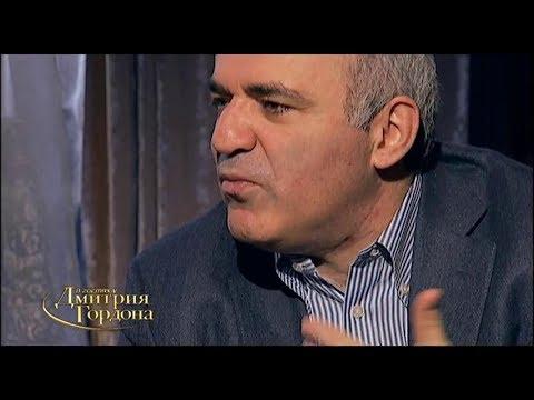 Каспаров о том, кого он считает самым гениальным шахматистом всех времен и народов