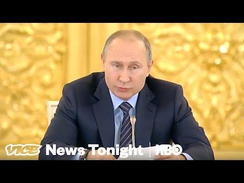 Putin's Purge & Rodeo Cool Boys: VICE News Tonight Full Episode (HBO)