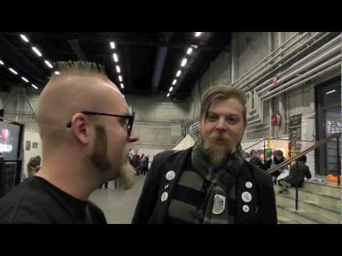 The Scandinavian Sci-Fi, Game & Film Convention (SSGFC). Stockholm, Sweden (2011)