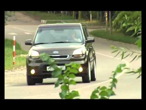 Наши тесты - Nissan Juke Vs Yeti Vs Soul, часть 2