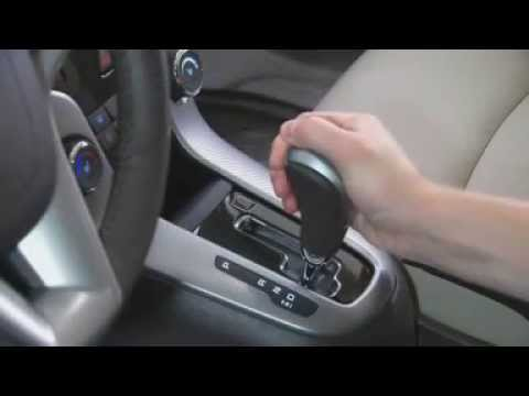 2015 Chevrolet Cruze How To Manually Shift Automatic