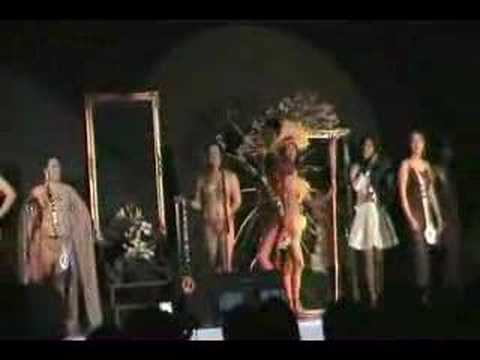 Miss Gay Globe in Milan 2007 part1
