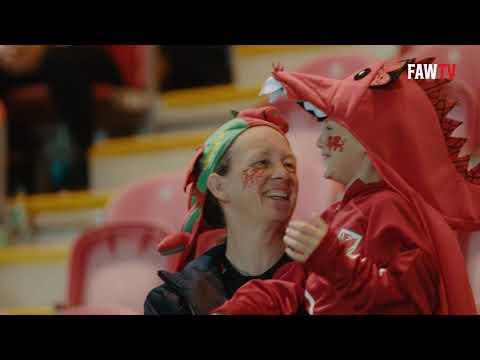 Goals - Cymru 6-0 Kazakhstan