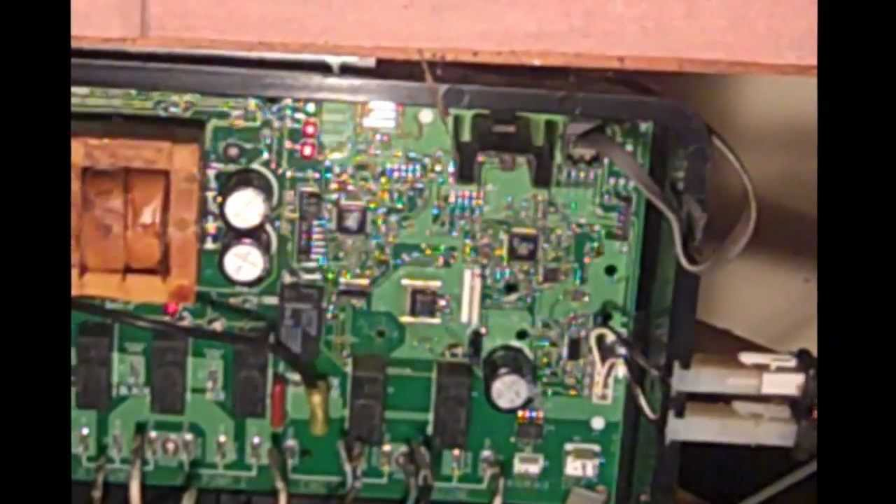 IQ2020 main board replacement for a Hot Spring , Tiger