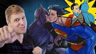 Video MMO Ep. 8: Batman & Superman Are Gay! (PROOF) download MP3, 3GP, MP4, WEBM, AVI, FLV Juni 2018