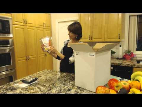 Lezlie's Blendtec Express Blender Unboxing