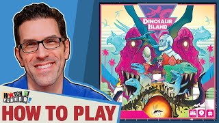 Dinosaur Island - How To Play