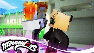 Minecraft Miraculous Ladybug 🐞 Season 1 Episode 12 🐞 Minecraft Roleplay