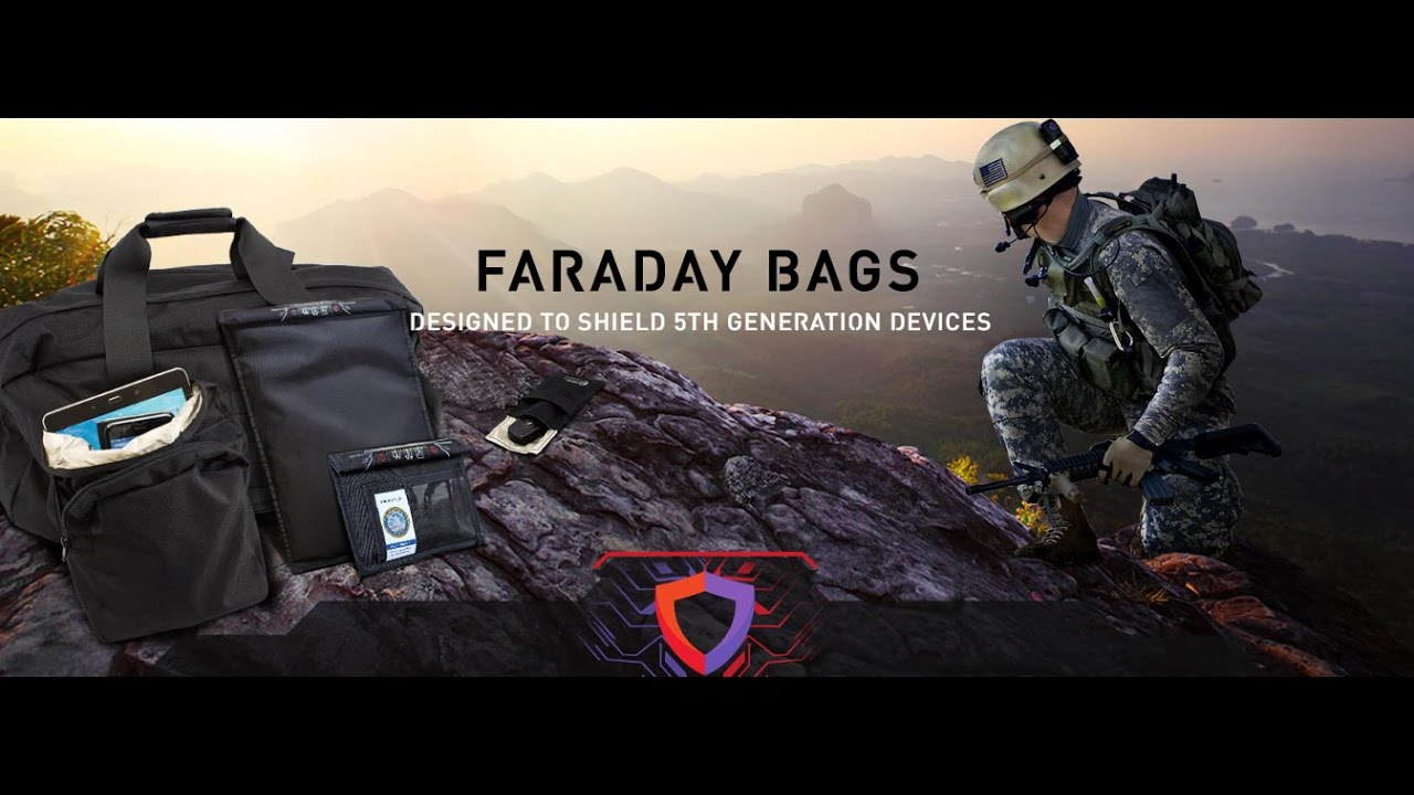 Mission Darkness Faraday Bag Signal Blocking Blocker Jammer Review