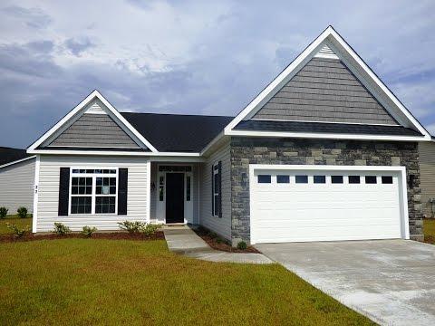 Hearthstone Lakes New Ashley Model Home Hardeeville Okatie Bluffton