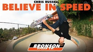Rollin' Deep: Chris Russell Skates 'Prince Park'