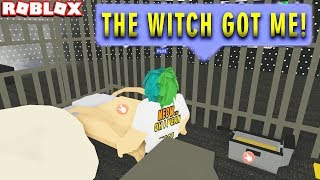 WHAT HAPPENS WHEN YOU GO INTO THE WITCHES TOWER in ROBLOX (MEEP CITY UPDATE)