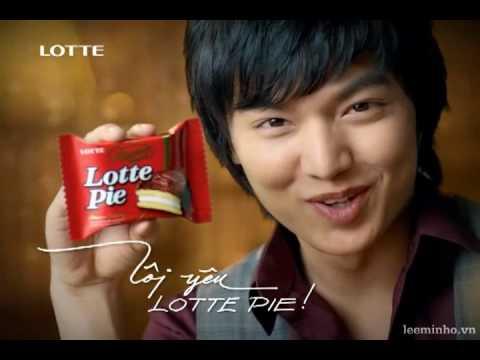 [MVN] Lee Min Ho - Lotte Pie CF Viet Nam - 30s Ver(North)