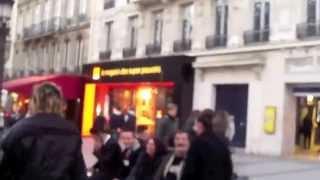 Travelogue Paris - France