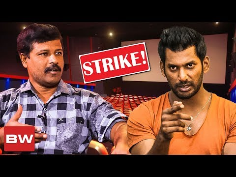 """Cinema Strike: """"Producers Don't Want Transparency"""" - Theatre Owner Response"""