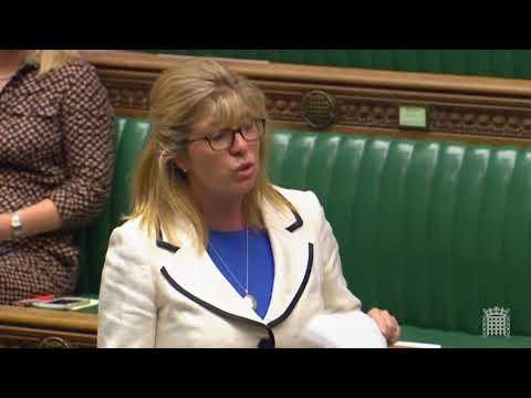 Maria Caulfield MP call for GTR Breakup