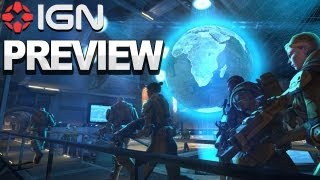 XCOM: Enemy Unknown - Game Preview