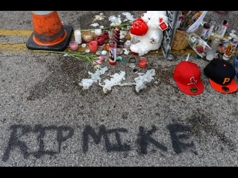 Michael Brown Shooting Caught On Audio Recording